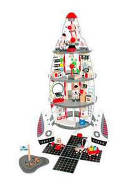 Abenteuer Raumschiff von Hape für 71,94€ inkl. VSK bei [babywalz] statt 96€