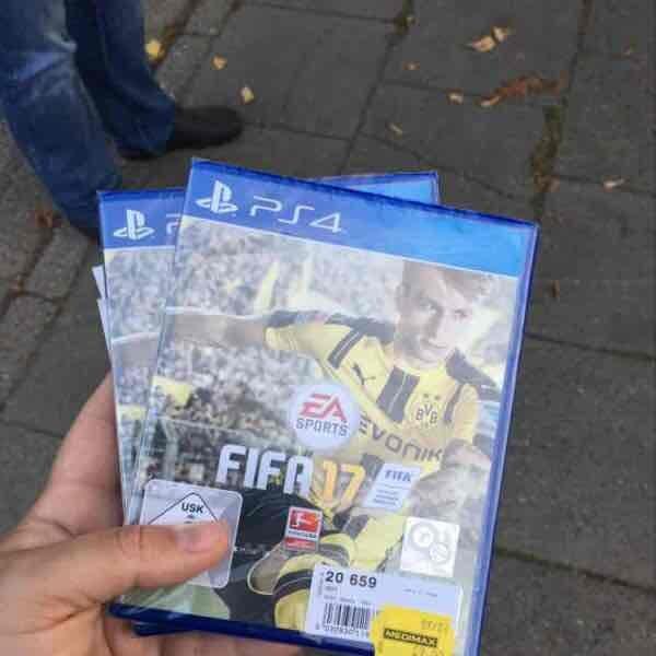 [LOKAL] FIFA17 für die PS4