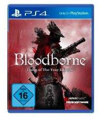 (Saturn) Bloodborne (Game of The Year Edition) - PlayStation 4 für 17,99€