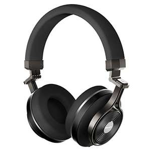 Bluedio T3 Plus (Turbine) wireless Bluetooth 4.1 Stereo Kopfhörer mit Mikrofon [Amazon]