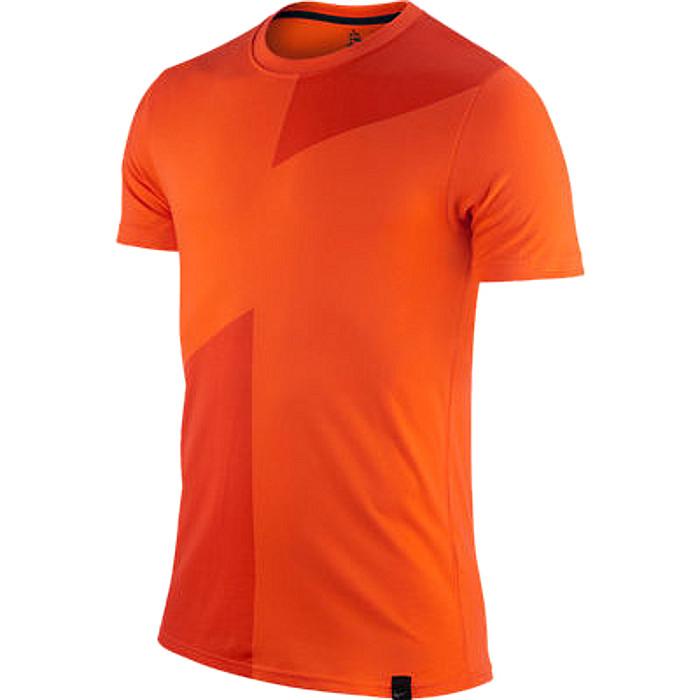 Nike Holland Supporter Tee Niederlande Oranje verschiedene Größen