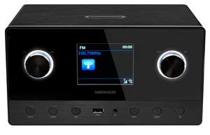 MEDION LIFE P85111 MD 87295 WiFi Internet Radio mit 2.1 Soundsystem