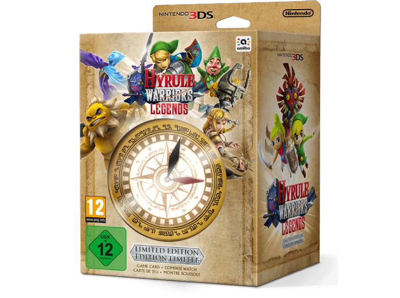 [Saturn] Hyrule Warriors Special Edition für Nintento 3DS