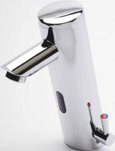 Eisl Sensor Infrarot Behrührungsfreie Waschtischarmatur @luxor24.com