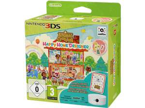 [Saturn bei Markt Abholung] Animal Crossing: Happy Home Designer inkl. NFC-Adapter - Nintendo 3DS