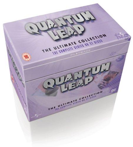 [Amazon.uk] Quantum Leap / Zurück in die Vergangenheit - Complete Series und mehr auf DVD