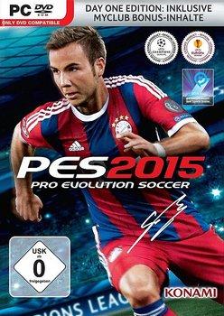 Pro Evolution Soccer 2015 (PC) für 1€ [Saturn Abholung]