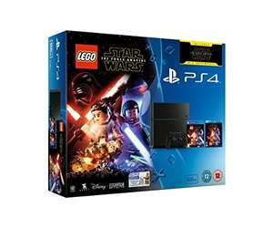 (Amazon.co.uk) Ps4 Lego Star Wars Bundle