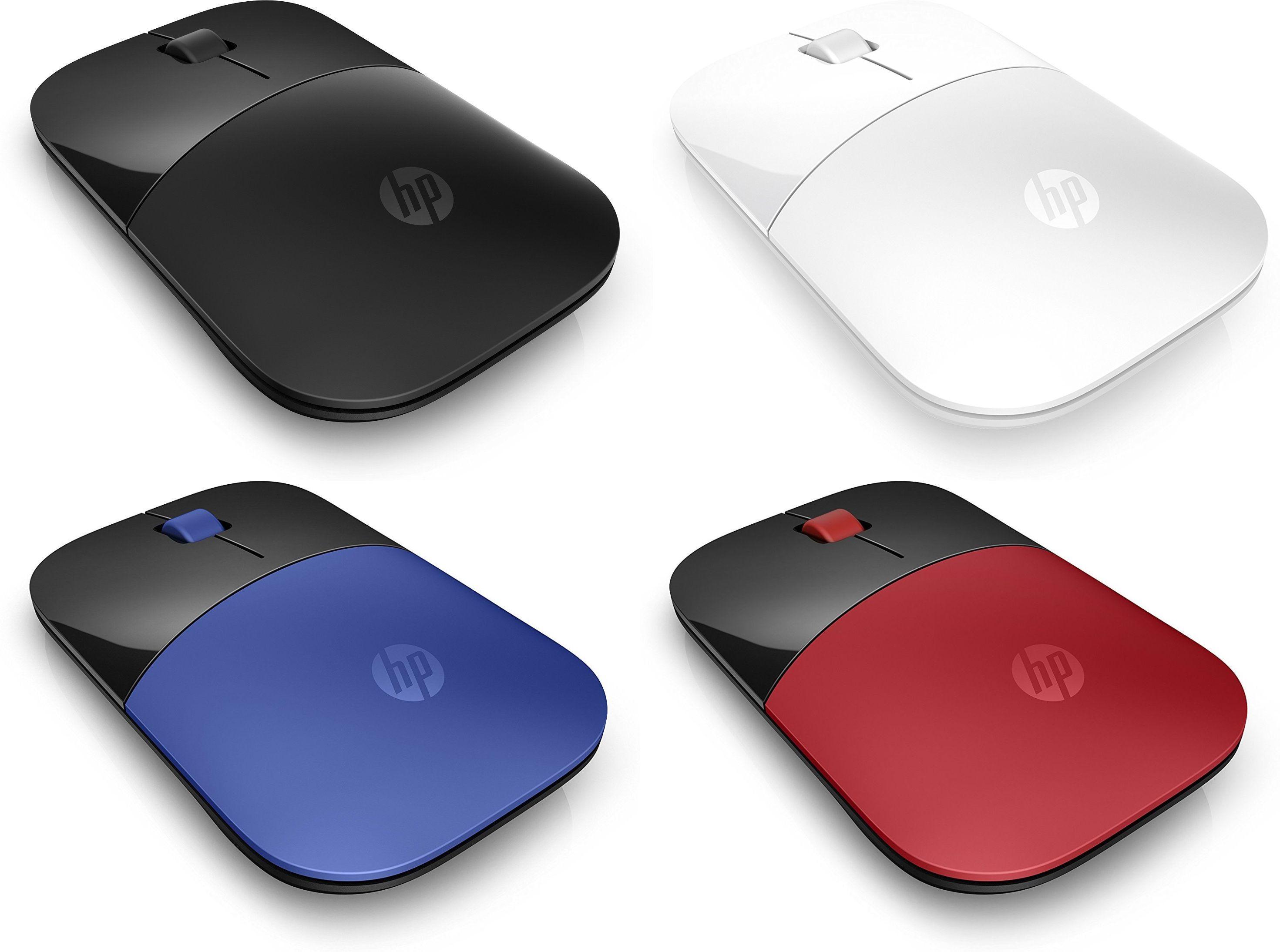 """HP™ - Wireless Mouse """"Z3700"""" (3 Tasten,LED,1200dpi,4 Farbvarianten) ab €13,95 [@HP.de]"""