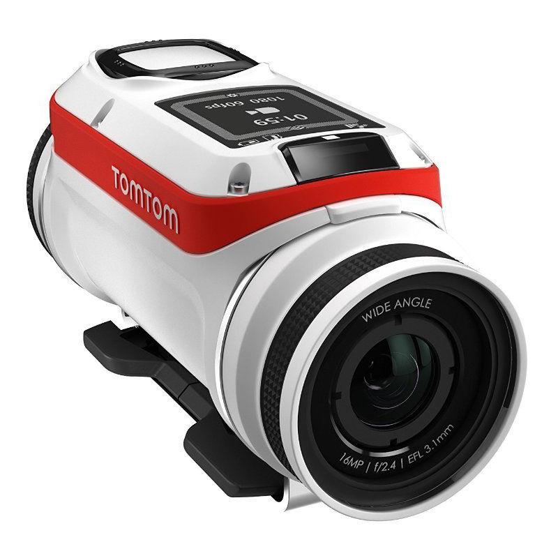 TomTom Bandit Actionkamera (Inkl. Basis Pack, Wasserdicht, 16MP, WiFi) bei Ebay