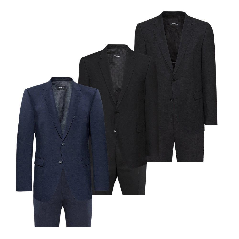 (engelhorn via ebay wow) STRELLSON Herren Anzug Rick James modern fit in 3 versch. Farben