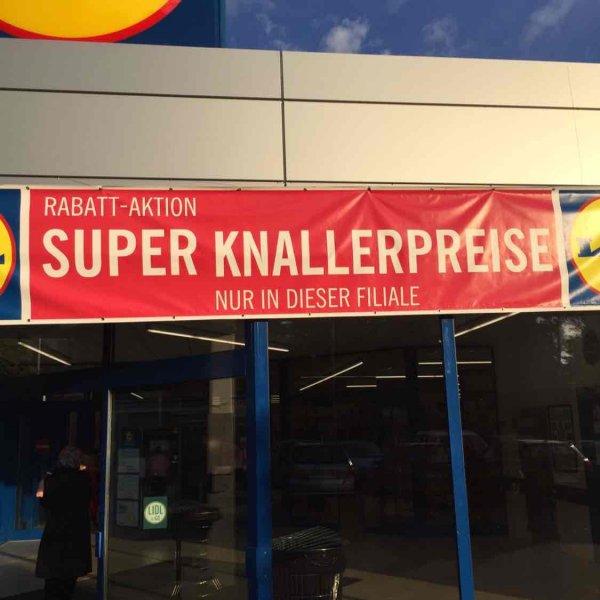 Lokal 10% auf alles bei Lidl (Duisburg-Bergheim)