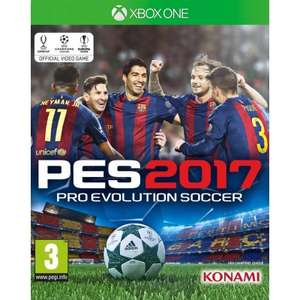 [TGC] Pro Evolution Soccer 2017 (Xbox One)