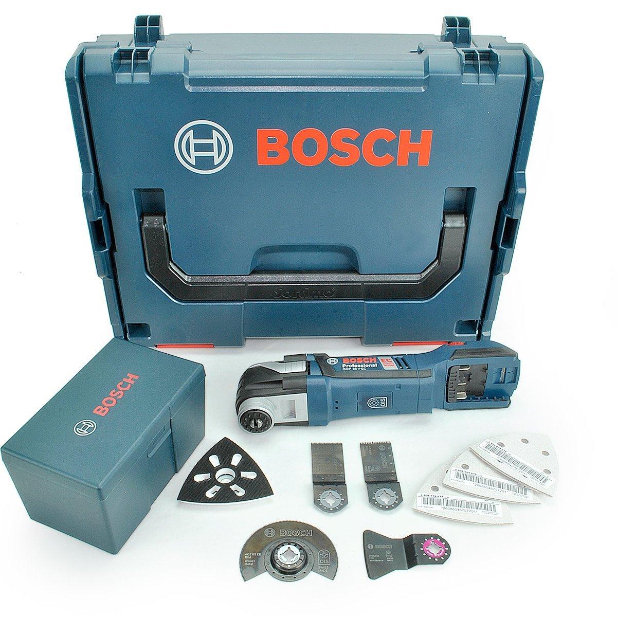 [Rakuten] Bosch Akku-Multi-Cutter GOP 18 V-EC, Solo Version, L-BOXX PVG 179€