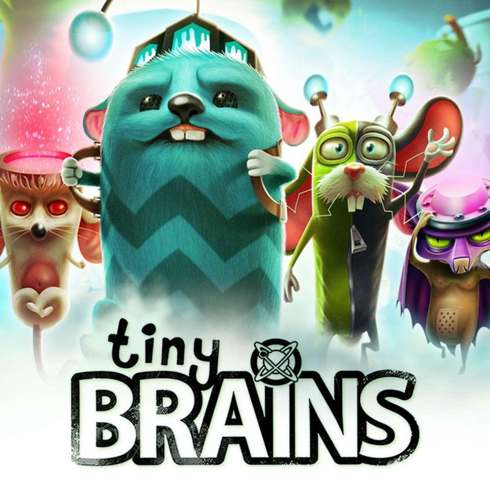 Tiny Brains (PS3 und PS4) kostenlos