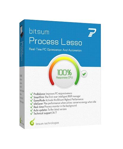 Process Lasso Pro-Edition