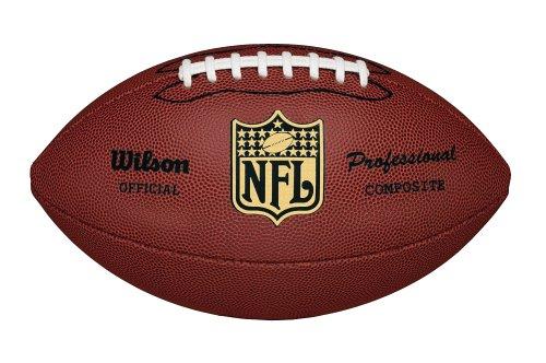 WILSON  Football NFL Duke Replica @Amazon