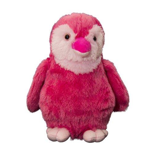 Wild Planet K7686 - Kuscheltier Pinguin, 20 cm, pink für 3,16€