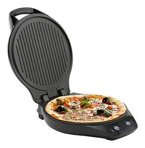 3 in 1 Pizza Maker Kontaktgrill Burger Panini Maker 1200 Watt