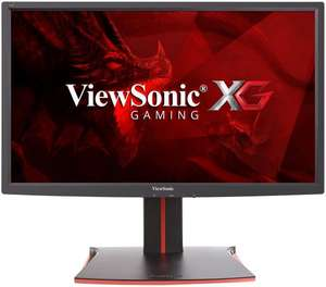 "Viewsonic XG2401 24"" Full HD Gaming Monitor mit 1ms Reaktionszeit, 144Hz, AMD FreeSync, 2x HDMI, DisplayPort 1.2, 2x USB 3.0, Pivot, Swivel, Lautsprecher für 222,28€ (Amazon.co.uk)"
