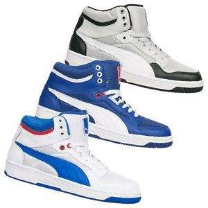 PUMA Rebound Mid L Mesh Sneaker