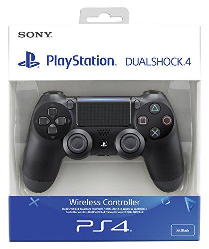 PlayStation Dualshock 4 2.0 Controller wireless, schwarz für 44.93€ inkl. Versand @ Amazon.co.uk