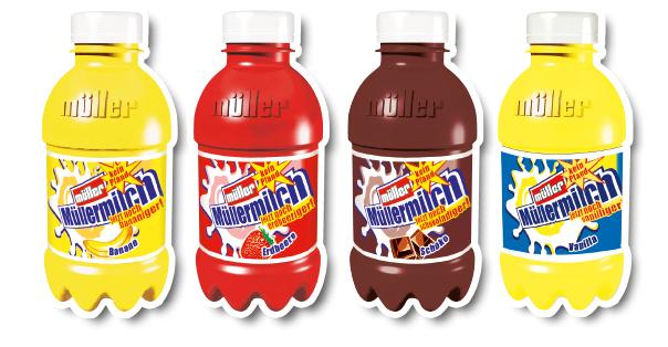 Kaufland - Müllermilch 400 ml versch. Sorten (wahrscheinlich bundesweit)