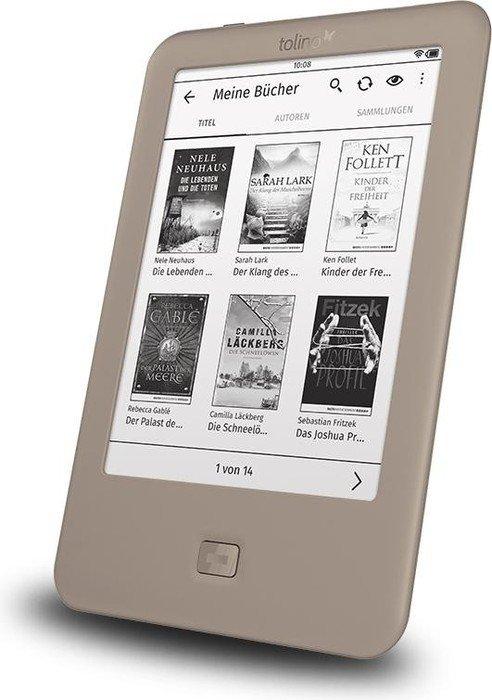 Tolino Page eBook-Reader für 49€ [Thalia]