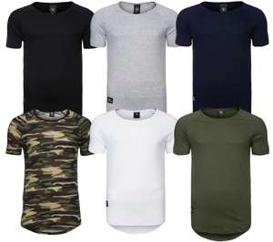 Spartans History Basic Oval Shirt Herren T-Shirt verschiedene Farben SALE