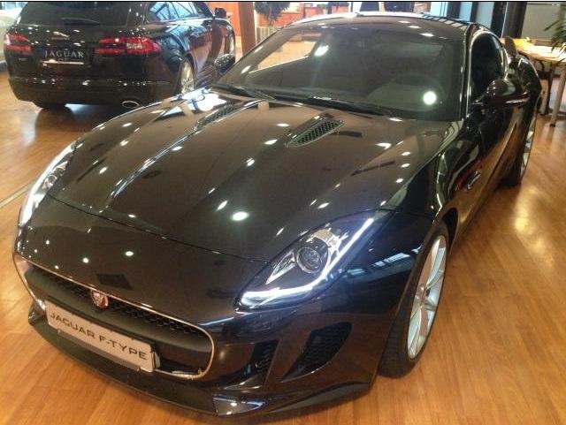 [Privatleasing] Jaguar F-Type V6 Coupé 48 Monate Leasing bei Belmoto