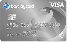 Barclaycard New Visa mit 25€ Startguthaben + 20€ Cashback via shoop.de