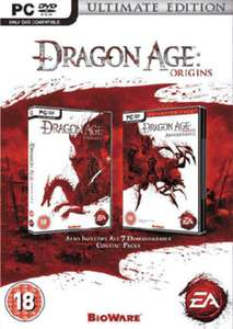 Dragon Age: Origins - Ultimate Edition (Origin) für 2,90€ [Game.co.uk]