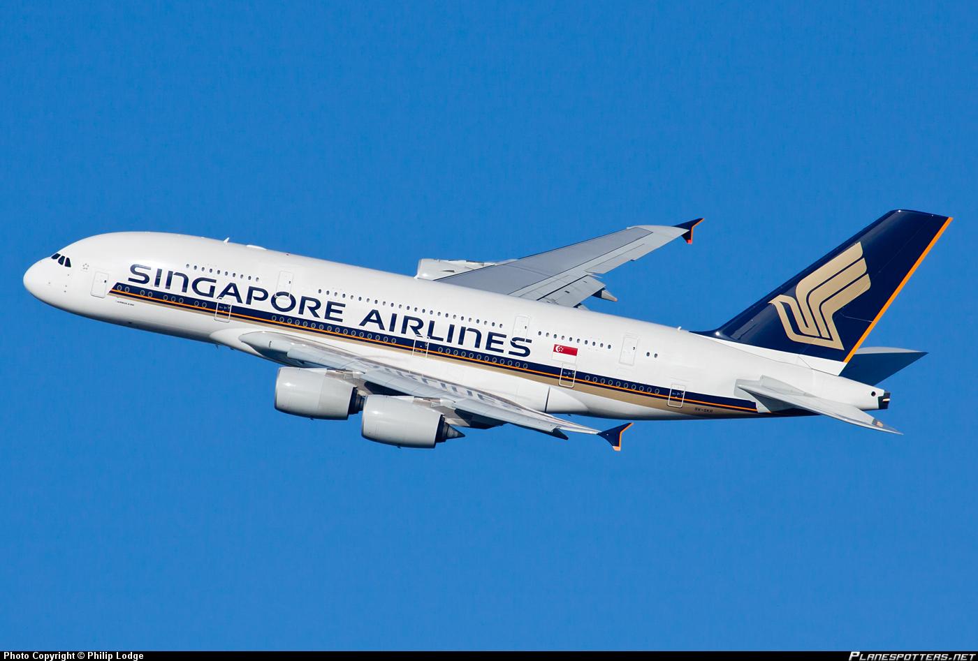 Singapore Airlines: Flüge im Airbus A380 von Frankfurt nach New York und zurück ab 407 Euro
