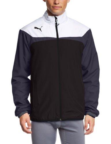 [ Amazon.de ] PUMA Herren Jacke Esito 3 Leisure Jacket Black/White M ab 13.53 Euro