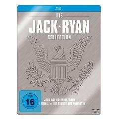 (Saturn) Die Jack Ryan Collection Steelcase Edition (Blu-ray) für 10€