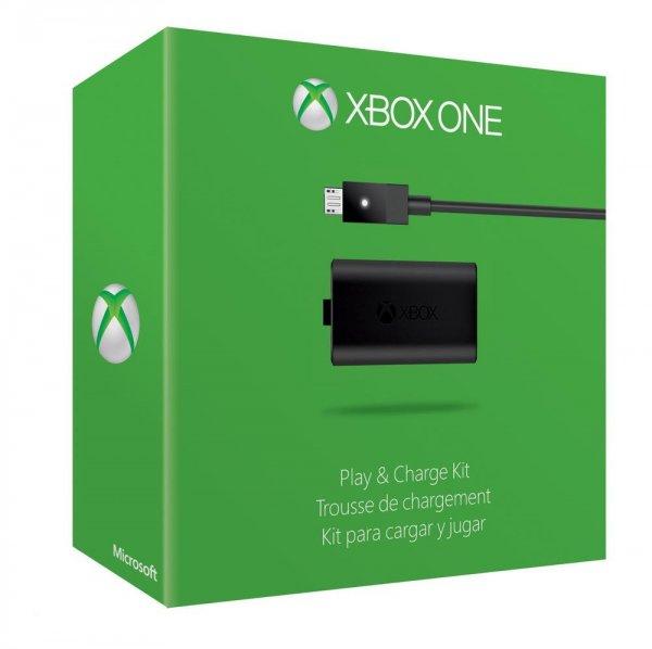 (Saturn) Xbox One Play & Charge Kit Ladegerät für 13€