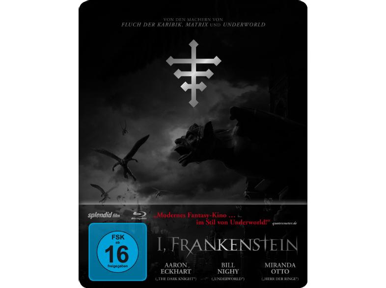 [SATURN] I, Frankenstein (Steelbook, Limited Edition) - (Blu-ray) 4,00 inkl. Versand