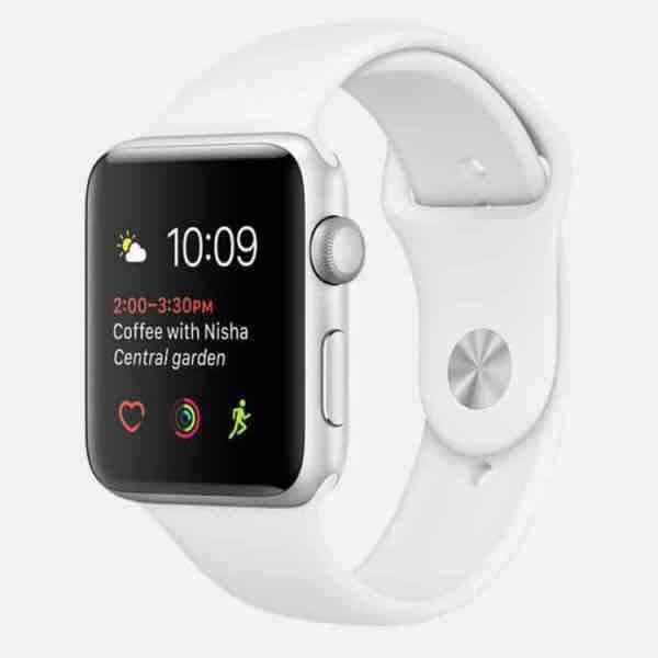 [Telekom Online Shop] Apple watch Sport 42mm silber-weiß