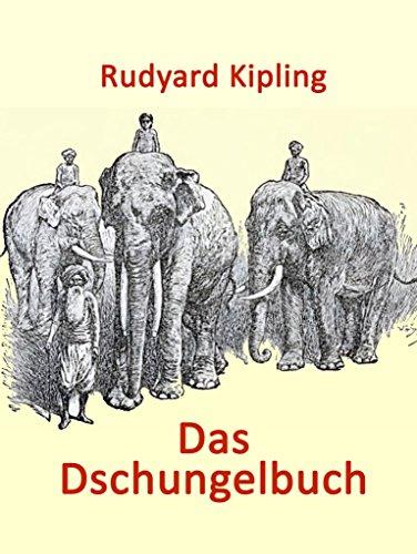 Kindle:Das Dschungelbuch (illustriert) - gratis
