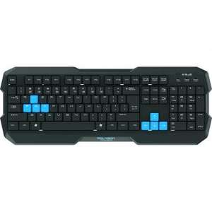 [Redcoon] E-Blue Polygon Gaming Keyboard - Versandkostenfrei