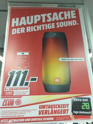 JBL Pulse 2 Black [Mediamarkt Wuppertal]