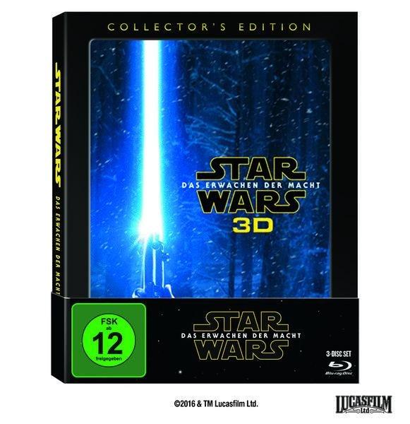 Star Wars VII - Erwachen der Macht 3D Collector s Edition