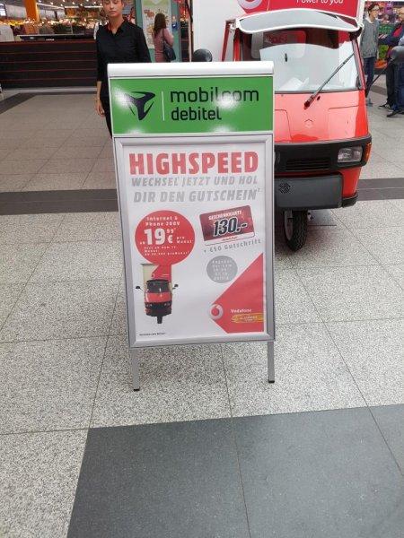 Zentrum Schöneweide! Geiles Angebot bei Kabel Deutschland!
