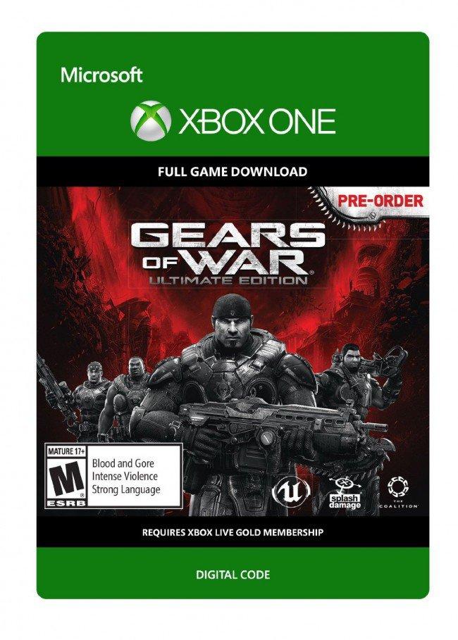 Gears of War: Ultimate Edition (Xbox One) für 9,65€ [CDKeys]