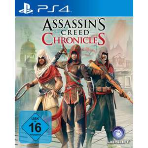 Assasins Creed Chronicles PS4 und XBOX ONE