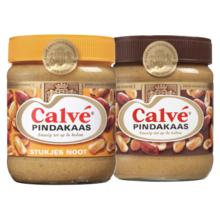 [GRENZGÄNGER NL] PLUS - CALVE Erdnussbutter -50% - 350g - 0,99