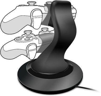 SPEEDLINK Ladestation »TWINDOCK Charging System - für PS4, schwarz«