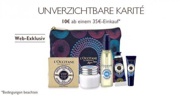 [L' Occitane] VSK + Box geschenkt 15€ MBW