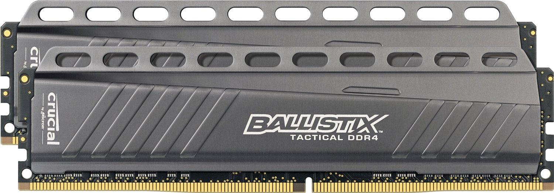 Amazon Crucial Ballistix Tactical 8GB Kit (4GBx2) DDR4 3000