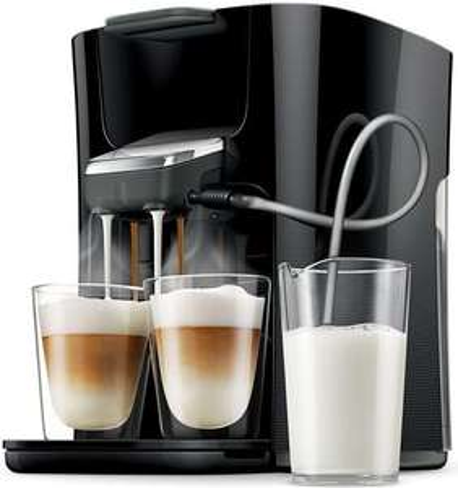 Senseo Latte Duo HD7855/50 Padautomat für 119 € [Cybersale]